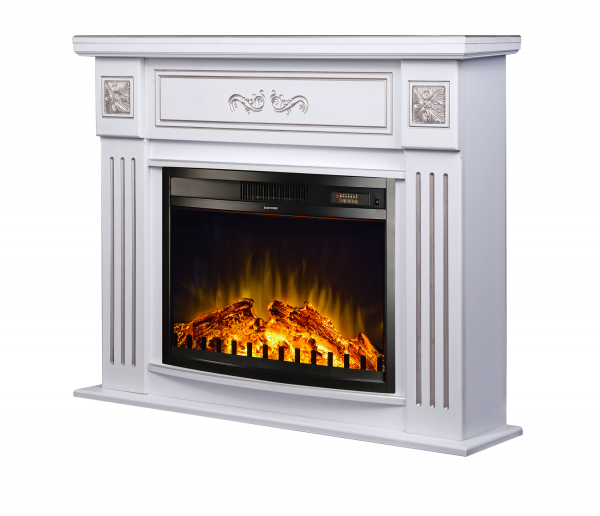 Diana & Zakinthos electric fireplace - photo