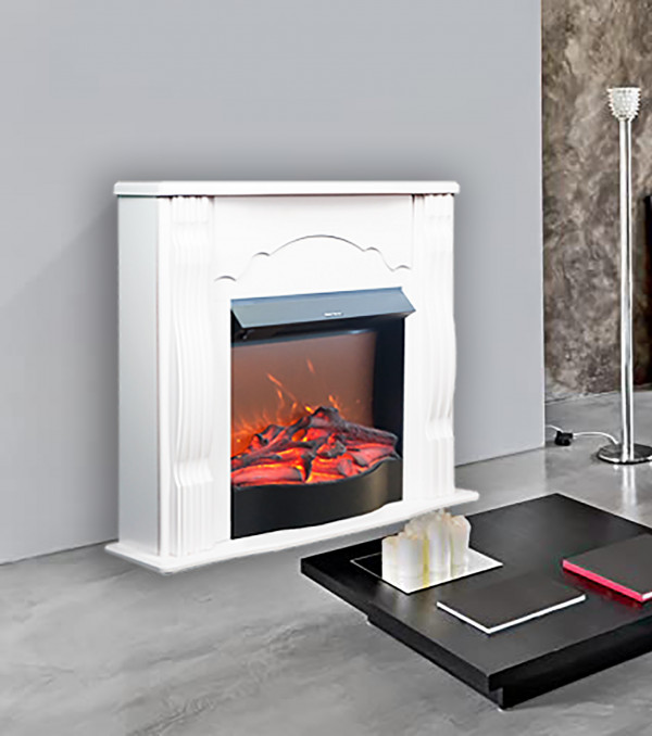 Clasic & Corsica electric fireplace - photo