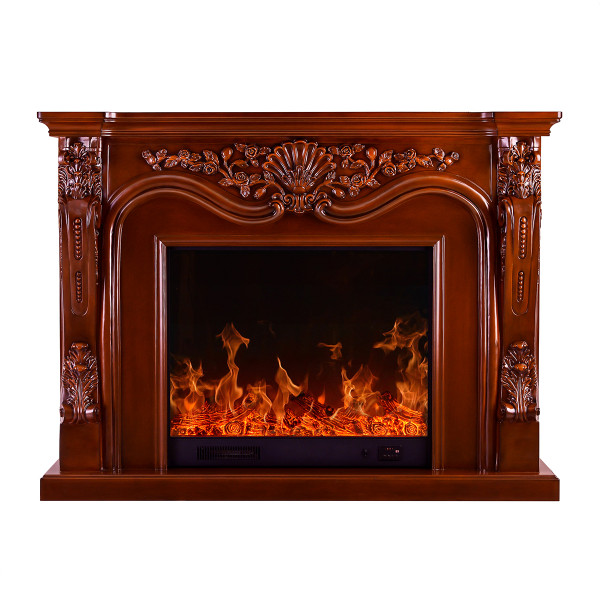 Avignon electric fireplace - photo 2