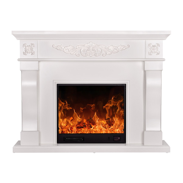 Torino electric fireplace - photo 2