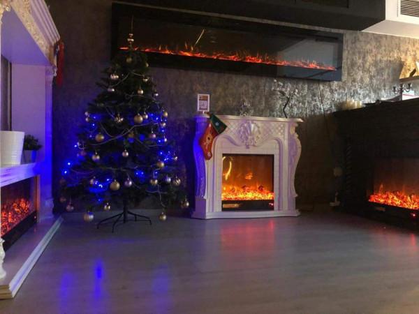 Perla electric fireplace - photo 7