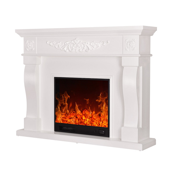 Torino electric fireplace - photo 1