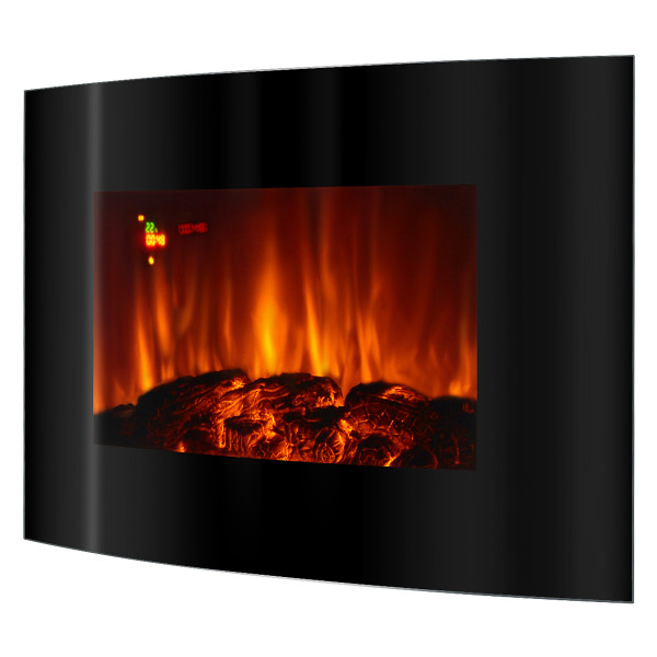 Carlos electric fireplace - photo 6