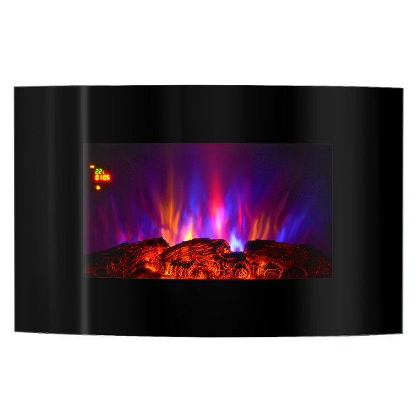 Carlos electric fireplace - photo 11