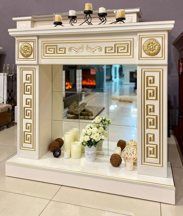 Semineu Versailles Gold Plus - Fotografie