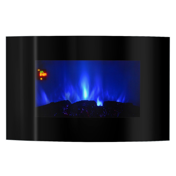 Carlos electric fireplace - photo 8