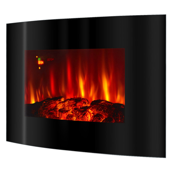 Carlos electric fireplace - photo 2
