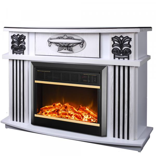 Roma mini & Mars electric fireplace - photo