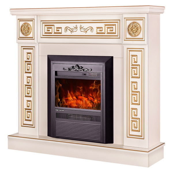 Versailles & Cristina electric fireplace - photo