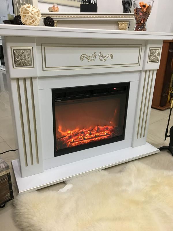Praga & Lorance electric fireplace - photo 3