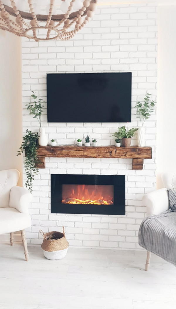 Marcus electric fireplace - photo 3