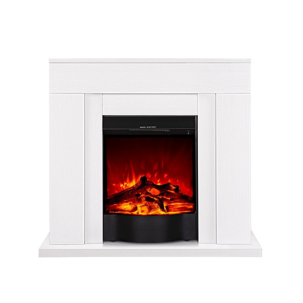 Agnes & Corsica electric fireplace - photo