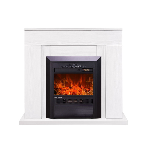 Agnes & Cristina electric fireplace - photo