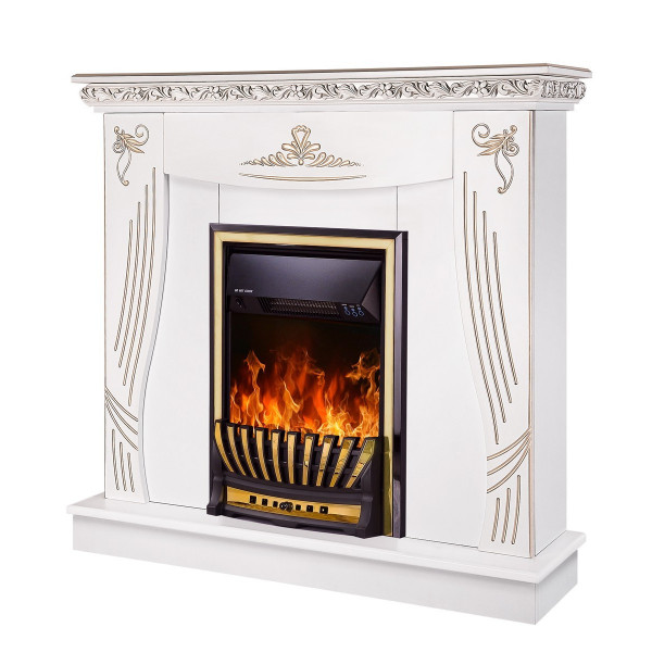 Napoli & Meridian electric fireplace - photo 1