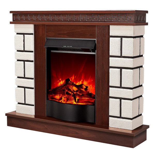 Nazarii mini & Corsica electric fireplace - photo