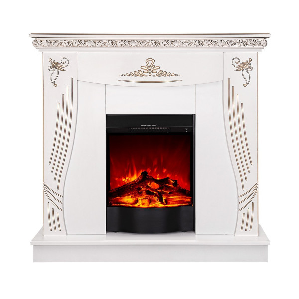 Napoli & Corsica electric fireplace - photo 2