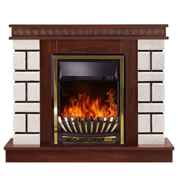 Nazarii mini & Meridian electric fireplace - photo 2