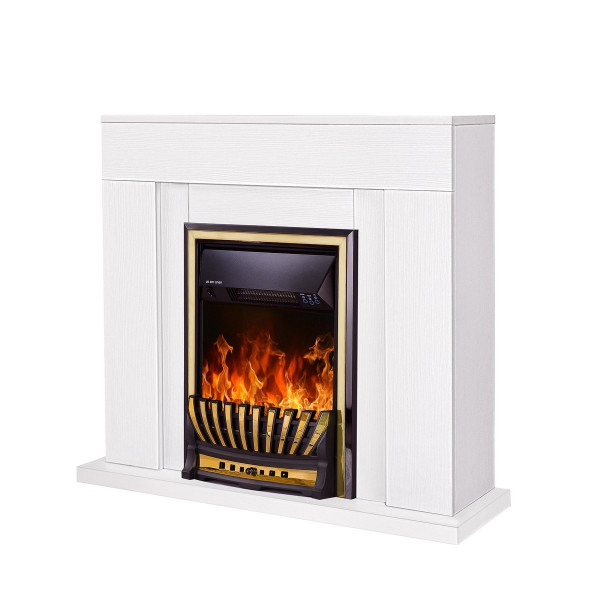 Agnes & Meridian electric fireplace - photo