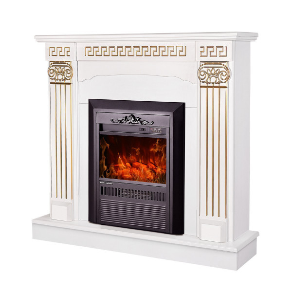 Calisto & Cristina electric fireplace - photo