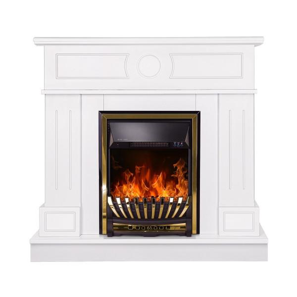 Ambasador & Meridian electric fireplace - photo