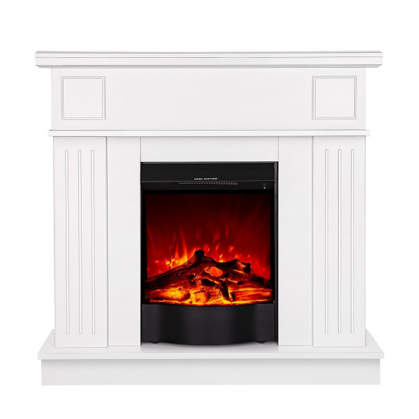Marina & Corsica electric fireplace - photo