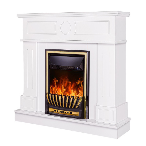 Ambasador & Meridian electric fireplace - photo