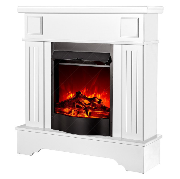 Marina Extra & Corsica electric fireplace - photo