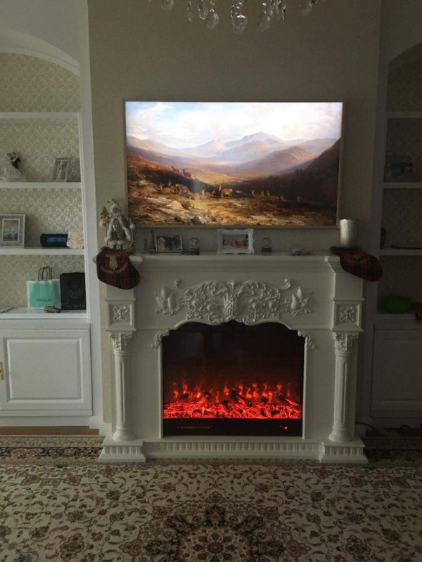 Savage electric fireplace - photo 2