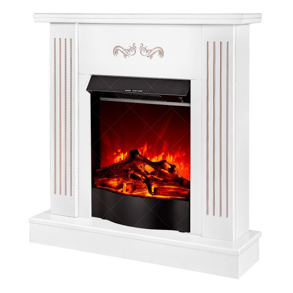 Smile & Corsica electric fireplace - photo