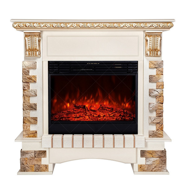 Topaz maxi & Mirabella electric fireplace - photo 2