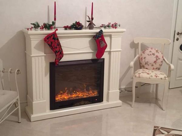 Atena electric fireplace - photo