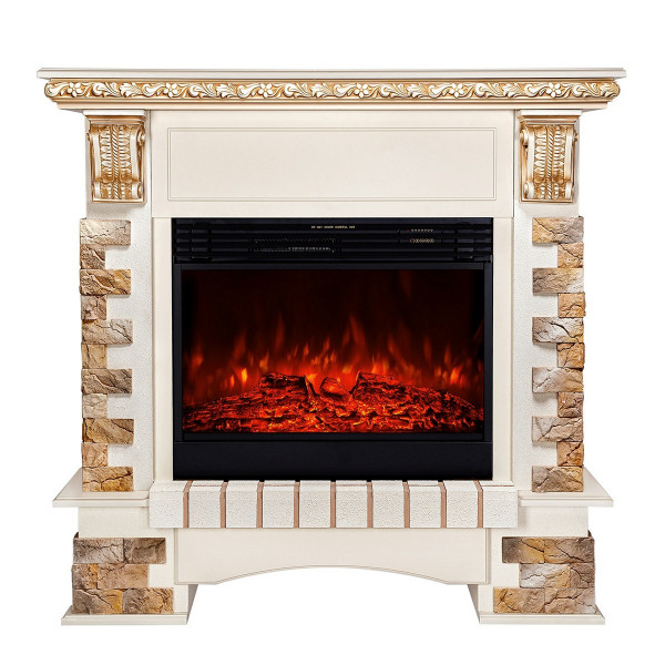 Topaz maxi & Mirabella electric fireplace - photo