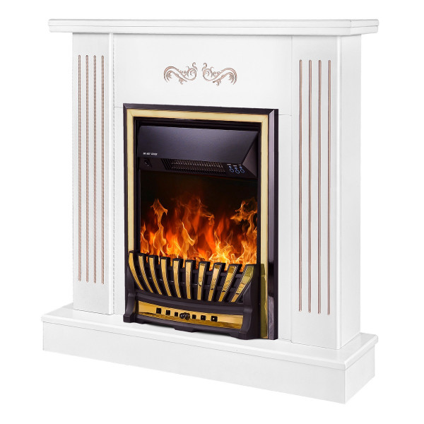 Smile & Meridian electric fireplace - photo