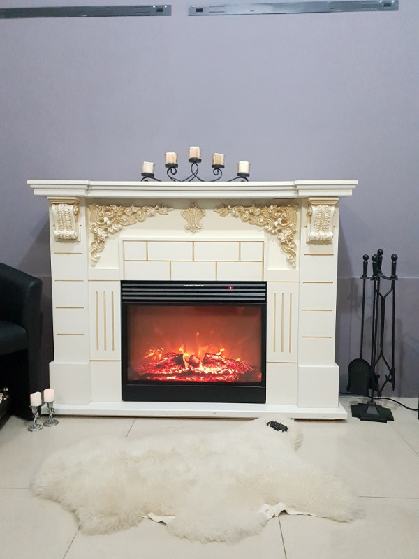 Imperial & Mirabella electric fireplace - photo