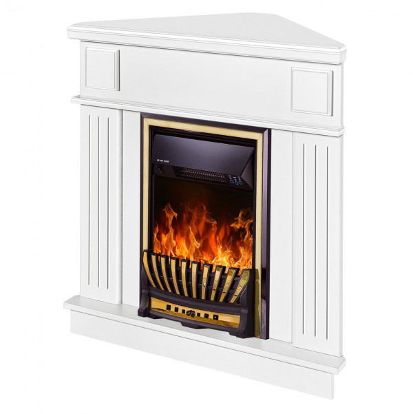 Marina de colt & Meridian electric fireplace - photo
