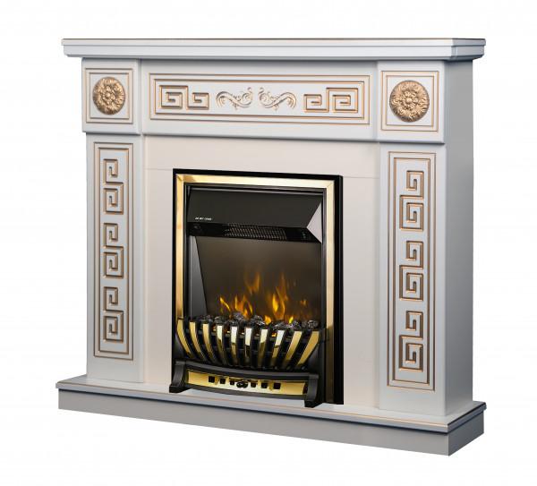 Semineu electric Versailles gold & Meridian - fotografie