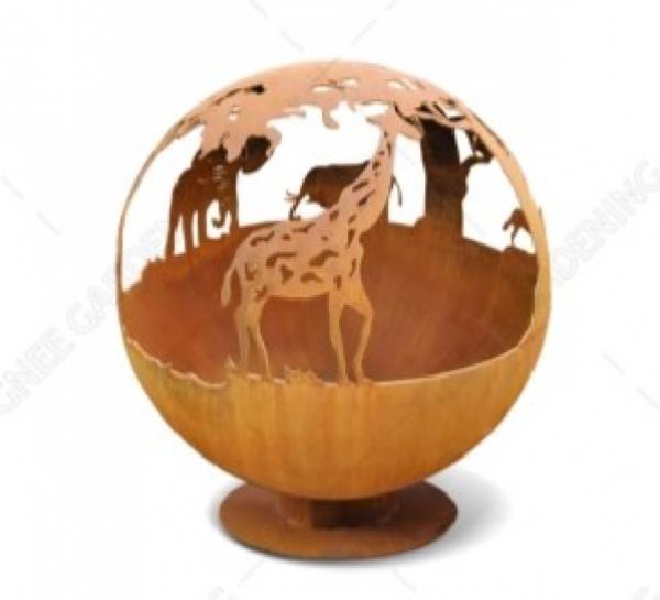 Костровище Африка - фото 1