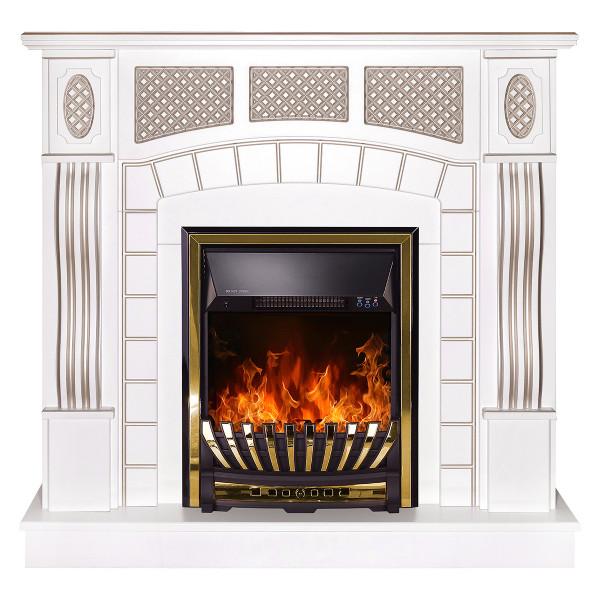 Amsterdam & Meridian electric fireplace - photo