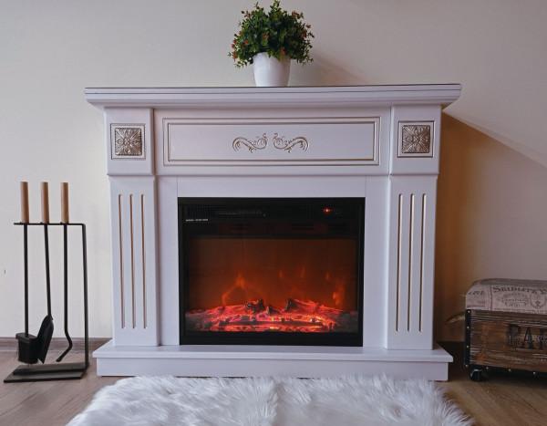 Praga & Lorance electric fireplace - photo